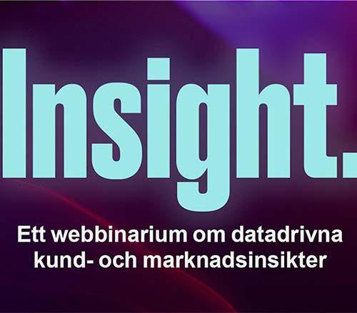 Insight Webinar 17 juni